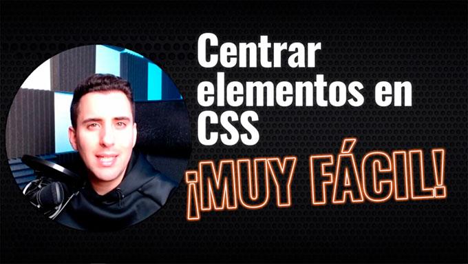 La manera más fácil de centrar un elemento en CSS (grid)